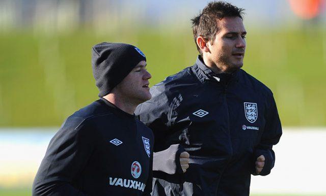 Frank Lampard Sarankan Rooney Jadi Manajer Derby