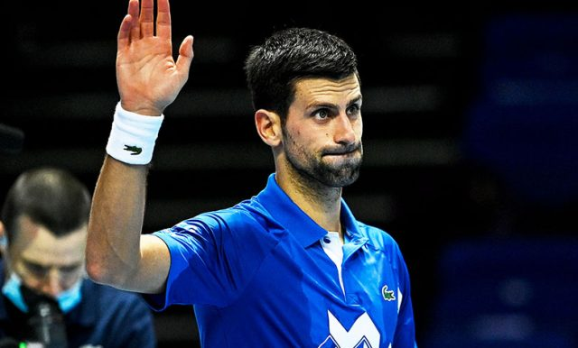 Djokovic Belum Tahu Lokasi Piala ATP