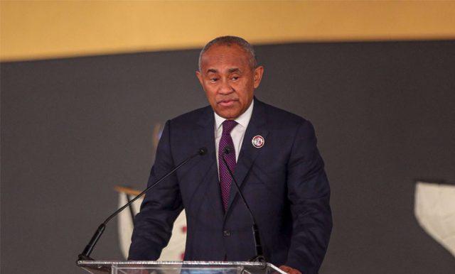 Presiden Sepakbola Afrika Ahmad Ahmad Didenda Oleh FIFA