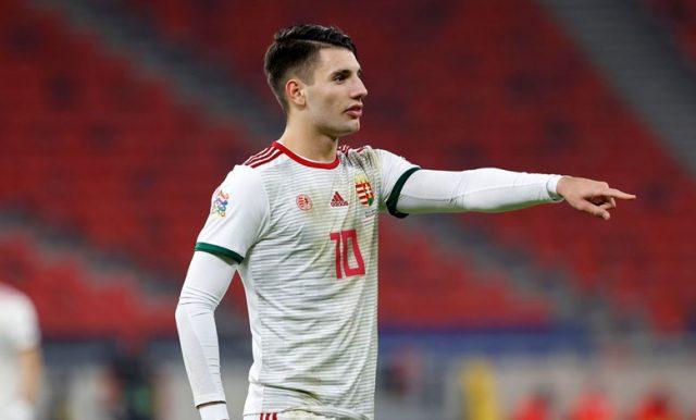 Dominik Szoboszlai Jadi Rebutan AC Milan Dan Arsenal