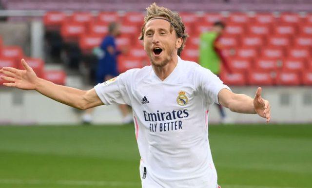 Luka Modric: Saya Ingin Pensiun Di Real Madrid