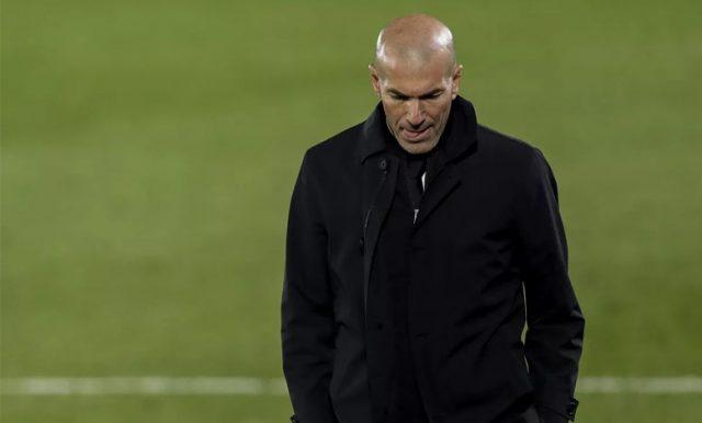 Zinedine Zidane Mengeluh Terkait Jadwal Padat Real Madrid