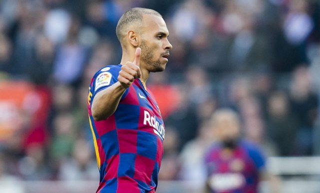 Martin : 'Mustahil' Saya Pergi Dari Barcelona