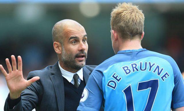 Guardiola : Bruyne Absen Selama Empat Hingga Enam Minggu