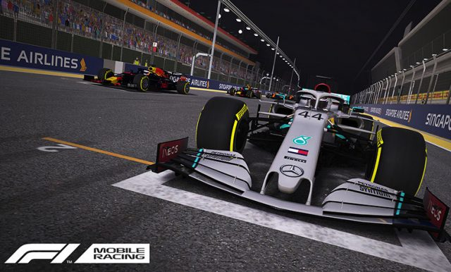 Matteo Pagliani Menangkan Kejuaraan Perdana F1