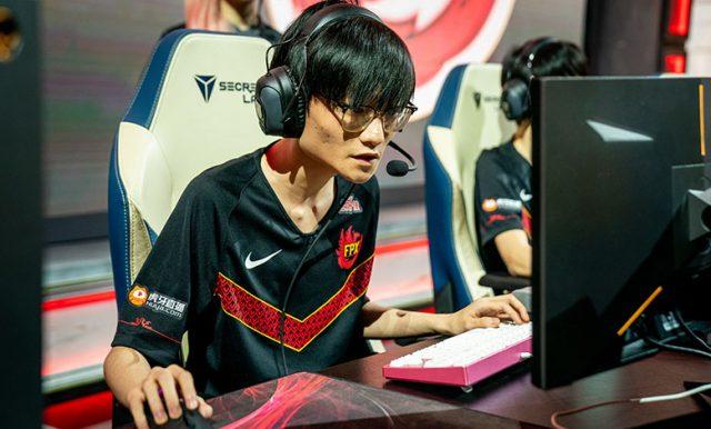 Tian FPX Rehat Dari Kompetisi LoL