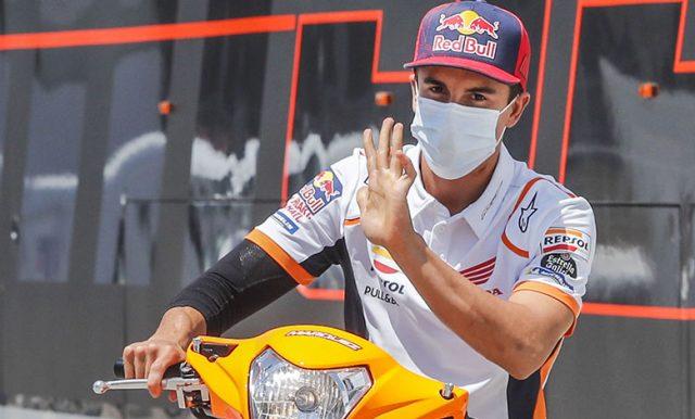 Brivio : Marc Marquez Favorit Juara di MotoGP 2021