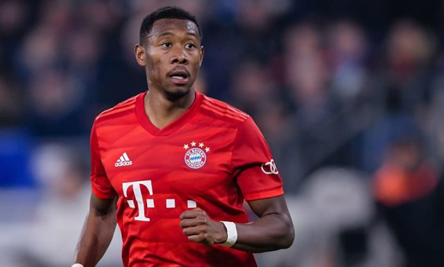 Real Madrid Sepakat Rekrut David Alaba
