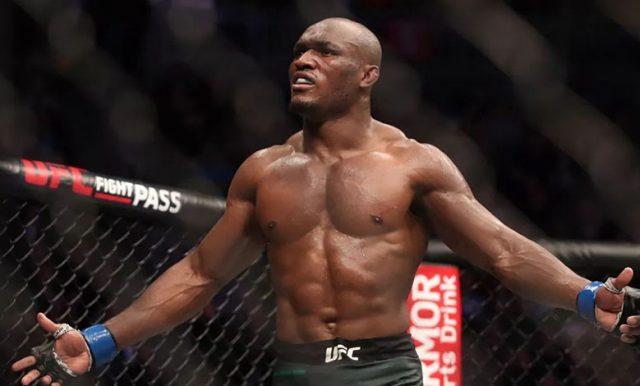 Usman Anggap Burns Sebagai Penjahat UFC