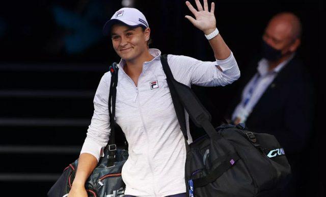 Barty : Persaingan Tenis Wanita Luar Biasa