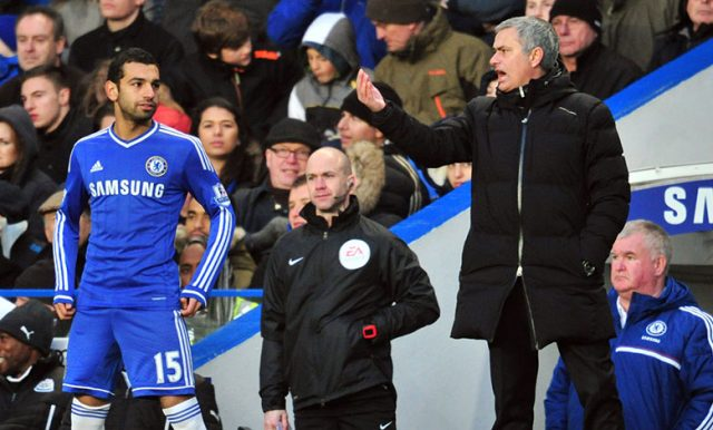 Luis : Mourinho Menjual Mohamed Salah