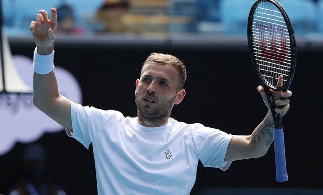 Dan Evans Sukses Raih Gelar ATP Tour Pertama