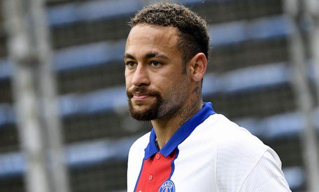 Neymar Kemungkinan Tak Tampil Lawan Marseille