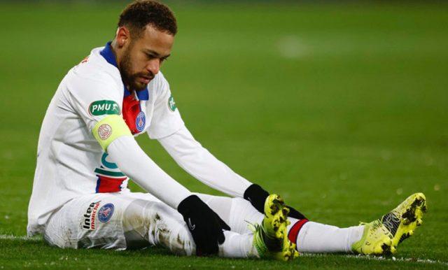 Neymar Dipastikan Tak Akan Tampil Lawan Barcelona