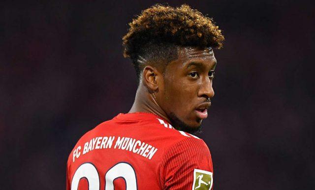 Kingsley Coman Ingin Menetap di Bayern Munich