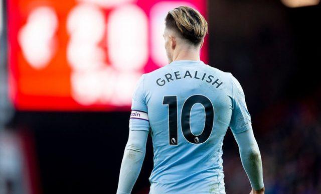 Jack Grealish Absen Hadapi Sheffield United