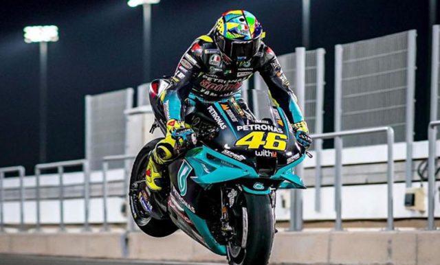 Rossi Optimis Dengan Kinjerja Motor Yamaha