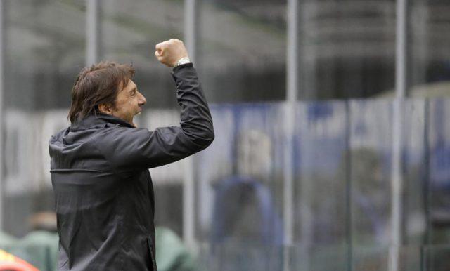 Conte Jelaskan Selebrasi Meriah Timnya