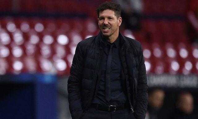 Simeone Tegaskan Atletico Tak Merasa Gugup