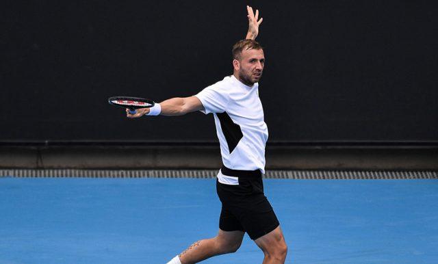 Dan Evans Tersingkir Dari Sardegna Open