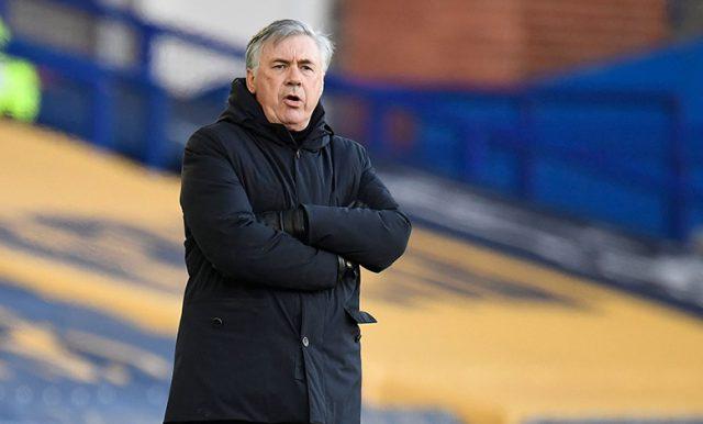 Ancelotti Yakin Timnya Akan Berjuang Untuk Tempat Eropa