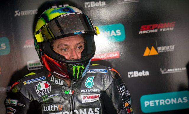 Marco Lucchinelli Sarankan Rossi Pensiun