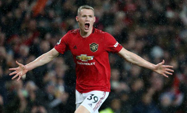Scott : Balas Dendam Jadi Motivasi Manchester United