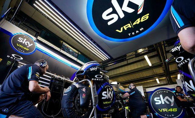 VR46 Akan Berlaga di MotoGP Pada Musim 2022