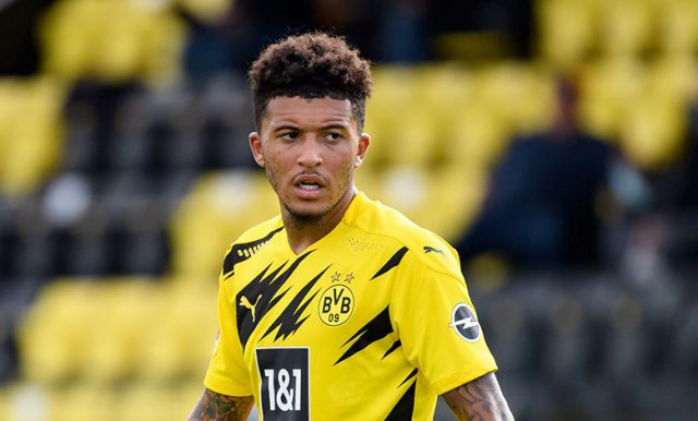 Borussia Dortmund Setuju Menurunkan Harga Sancho?