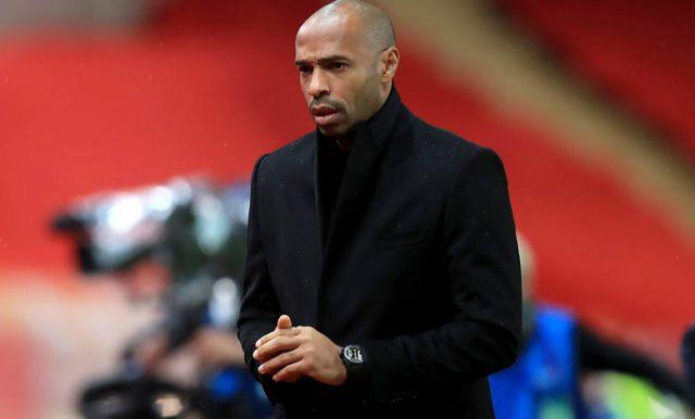 Thierry Henry : Tak Akan Mudah Mengambil Alih Arsenal