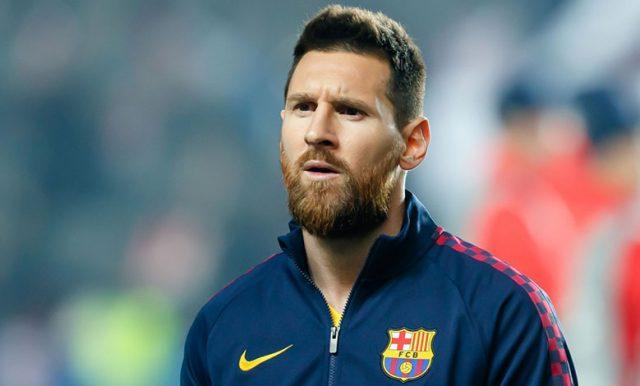 Messi Hampir Menyetujui Kontrak Baru Dengan Barcelona