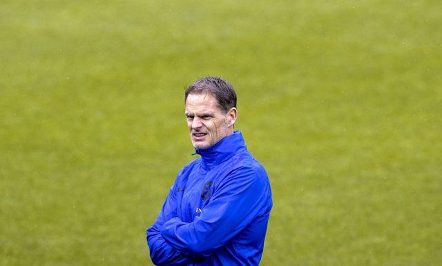 Frank De Boer : Saya Senang Untuk De Vrij