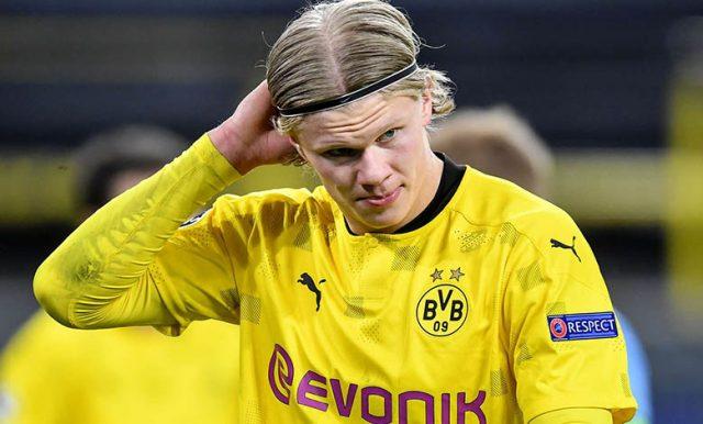 Dortmund Yakin Bisa Pertahankan Haaland
