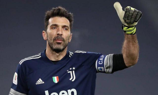 Buffon : Saya Memberikan Segalanya Untuk Juventus