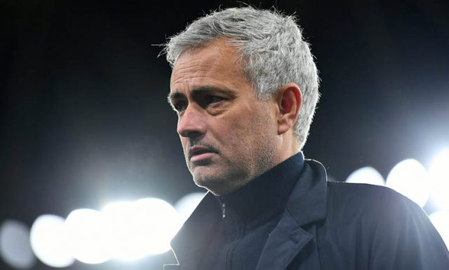Mourinho Akan Bergabung Dengan Roma Musim Depan