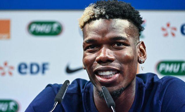 Pogba : Tak Ada Pertengkaran Antara Mbappe Dan Giroud