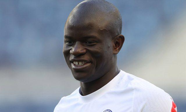 Chelsea Tolak Tawaran Untuk N'Golo Kante