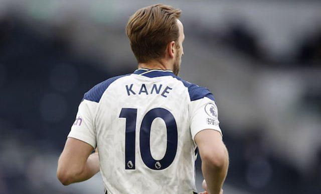 Mourinho Dukung Kane Bertahan di Liga Premier