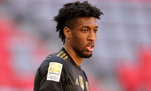 Kingsley Coman Tertarik Pindah ke Liga Premier