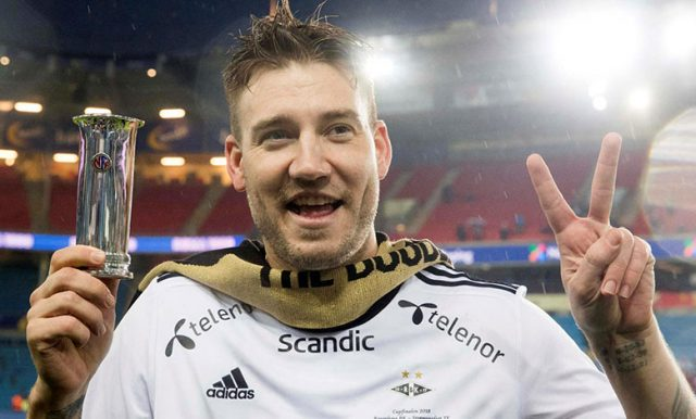 Nicklas Bendtner Memutuskan Pensiun di Usia 33 Tahun