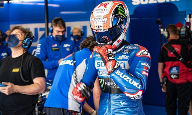 Alex Rins Akan Tampil di MotoGP Jerman 2021