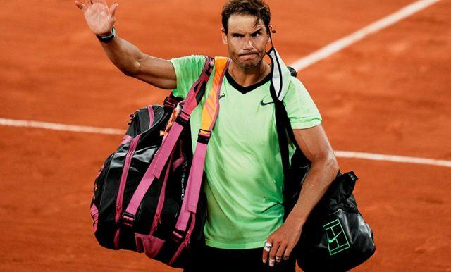 Rafael Nadal Tak Akan Tampil di Olimpiade Tokyo