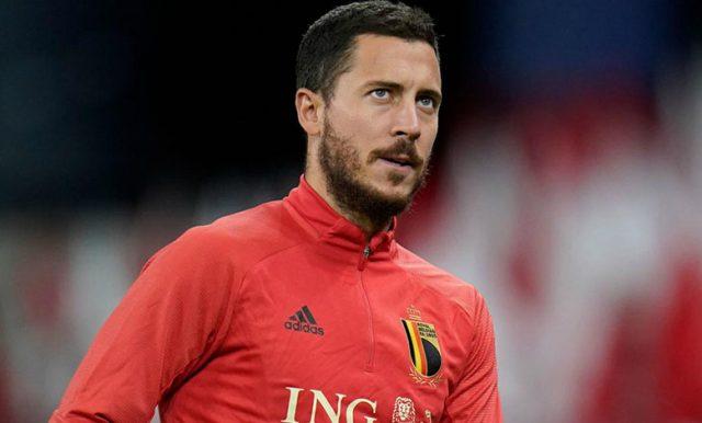 Hazard Berjanji Akan Menemukan Performa Terbaiknya