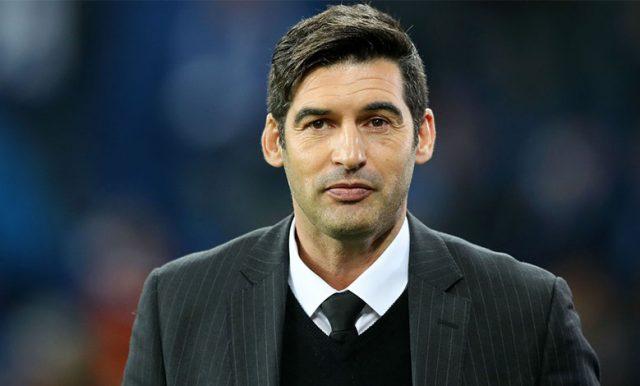 Spurs Dalam Pembicaraan Dengan Paulo Fonseca