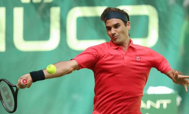 Roger Federer Sangat Bersemangat Untuk Bermain