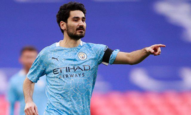 Manchester City Tak Tertarik Jual Gundogan