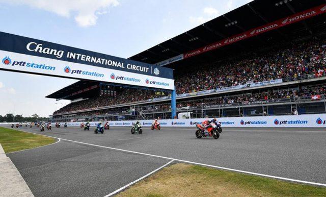 MotoGP Thailand Terancam Batal Digelar