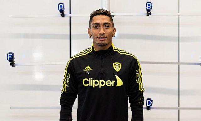 Leeds United Menandatangani Harrison Dari Manchester City