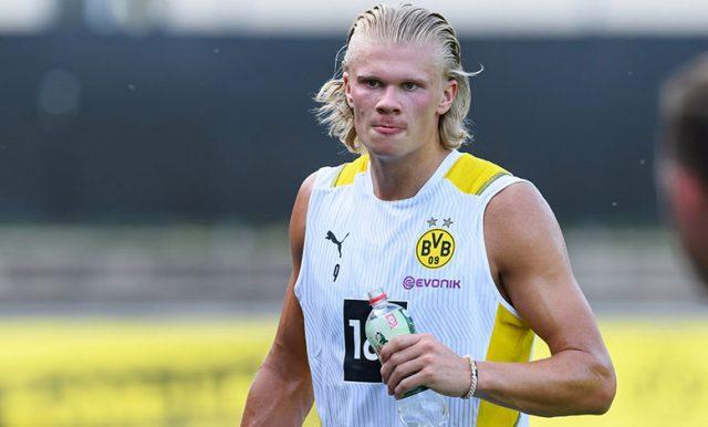 Kehl : Dortmund Tidak Akan Menjual Erling Haaland