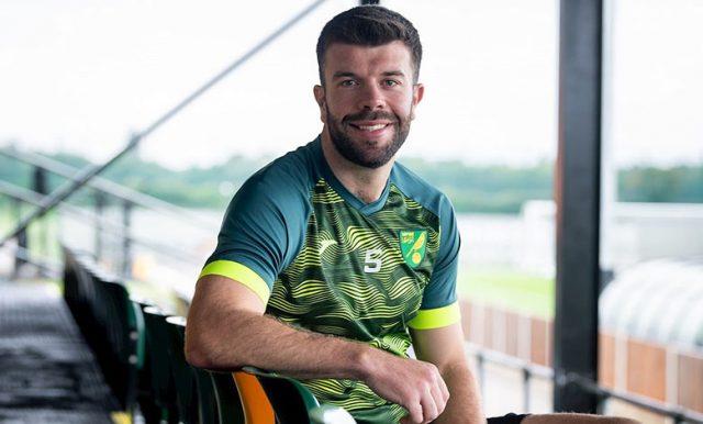 Grant Hanley Perpanjang Kontrak Dengan Norwich